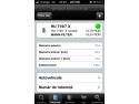 comenzi ro. Prima aplicatie Iphone-based pentru identificare si comenzi de piese si componente auto din Romania.