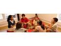 satul englez. Club de conversatie in limba engleza cu profesor englez