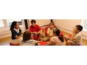 ateliere de conversatie in limba engleza. Club de conversatie in limba engleza cu profesor englez