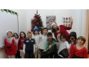 christmas celebration. Petreceri de Craciun la Shakespeare School