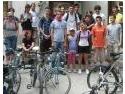 escapade cu bicicleta. Biserica Toma Cozma din Iasi organizeaza Pelerinaj cu bicicleta pana la Crucea Trinitas de pe Dealul Paun