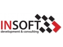 software development. INSOFT Development & Consulting dezvolta solutii software de succes la nivel national si international