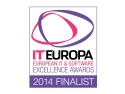European IT & Software Excellence Awards Finalist