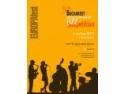 the best coffee in bucharest. 100% jazz & more... Bucharest International Jazz Competition 2011
