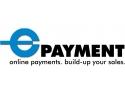 "epayment. ePayment – ""Cel mai bun integrator"" în 2004"