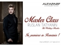 Master Class Ruslan Tatyanin - In premiera in Romania