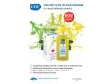 omega-3. LYSI Ulei din ficat de cod cu aroma de lamaie si menta