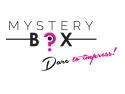kardex vlm box. logo MysteryBox