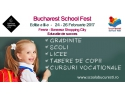 REMINDER: Vineri, 24 Februarie, începe maratonul ofertelor școlare si extrașcolare la Bucharest School Fest 2017! adnet  telecom  internet telefonie VoIP comunicatii hosted unified communications