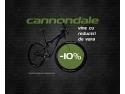reducere poluare. Bicicletele Cannondale 2013 in lichidare de stoc