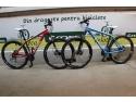 10 rate fara dobanda la Veloteca, pentru biciclete, echipament si accesorii