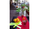 magazin biciclete. benzi reflectorizante pentru membrii Clubului TBB, la Fitto Cafe Floreasca