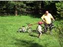 lumeacopiilor biciclete copii. trailer bicicleta copii