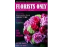 design floral. FLORISTS ONLY - prima revista de design floral din Romania