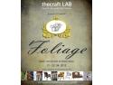 thecraft LAB prezinta colectia de mobilier de design Foliage - Milano 2012