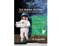 green gate. Eco Heroes Festival