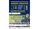 agentie creativa. Suedia Creativa, trei zile de sarbatoare suedeza la Roaba de cultura, in parcul Herastrau