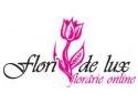 livrare flori online. Florăria online www.FlorideLux.ro s-a relansat!