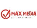 Logo max-media.ro
