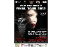 marketing 2012. Tarja Turunen Final Tour 2012