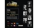 arta fotografica. Actorul  – Expozitie de arta fotografica semnata  Daniel Faluvegi