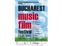 Bucharest Jewish Film Festival. Bucharest Music Film Festival - Eleganţă şi rafinament în inima Bucureştiului