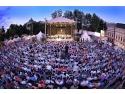 AIESEC Piteşti. Big Bandul Radio, Filarmonica Piteşti şi Grigore Leşe la Piaţa Festivalului George Enescu