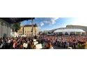 """Concertele continuă în Piaţa """"George Enescu"""" la  BUCHAREST MUSIC FILM FESTIVAL!"""