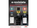 marketing mobil. Roviniete pe mobil