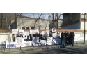 Ambasada Germaniei timbru. UNTRR A PROTESTAT LA AMBASADELE GERMANIEI ȘI FRANȚEI