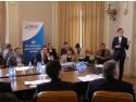 "Varujan Vosganian. Grupul ONU C7 si IMDD au organizat dezbaterea ""Rolul guvernarii electronice in dezvoltarea durabila"