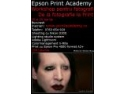 make it academy. Epson Print Academy ::  workshop pentru fotografi