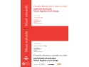 Creația literară într-o lume în criză. Scriitori în dialog: Rafael Argullol și Corin Braga