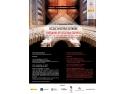 Instituto Cervantes. Despre cultura sefarda la Instituto Cervantes din Bucuresti (conferinta, film, muzica)