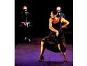 ursula von der leyen. Flamenco la TNB: Abriendo Caminos cu Ursula Lopez si Cristiano Lozano