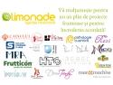 O. Agenția Limonade a sărbătorit 1 an cu o nouă echipă