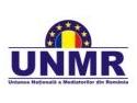 """UNMR se alatura campaniei """"Judecatorii sustin medierea"""""""