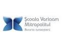 libere. Scoala Varlaam Mitropolitul mai are 4 locuri libere pentru generatia 2010