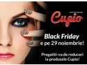 Reduceri la cosmetice de Black Friday pe Cupio.ro!