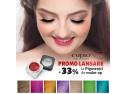 Ultimele zile de promoții la noii pigmenti pentru make-up Cupio