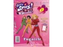 vin. TOTALLY SPIES/ SPIOANELE VIN LA CORINT JUNIOR
