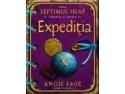 vlad și cartea cu genius. În curând la CORINT JUNIOR, cartea a patra din SEPTIMUS HEAP de Angie Sage - EXPEDIŢIA