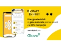 Premieră în România: acum poți achiziționa energie și gaz prin intermediul aplicației Glovo piese moto