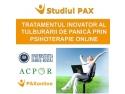 tratamentul cu botox. Lansarea primului studiu clinic din România  pentru tratamentul online al Tulburării de panică