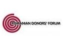 Conferinta Anuala a Forumului Donatorilor din Romania – a 2-a editie a TOP Corporate Awards