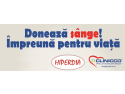 clinicco. Brasovenii au intampinat Ziua Mondiala a Sanatatii donand sange in campania organizata de Clinicco si Hiperdia