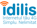 internet marketing. Idilis a lansat pachetele de Internet Nelimitat 4G-14 si Nelimitat 4G-17