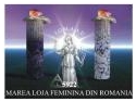 moda feminina. MAREA LOJA FEMININA A ROMANIEI PREZENTA LA UNIUNEA MASONICA MEDITERANEEANA