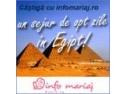 Castiga cu infomariaj.ro un sejur de opt zile in Egipt!