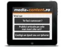 www.media-content.ro îţi publică articolele pe cele mai mari site-uri